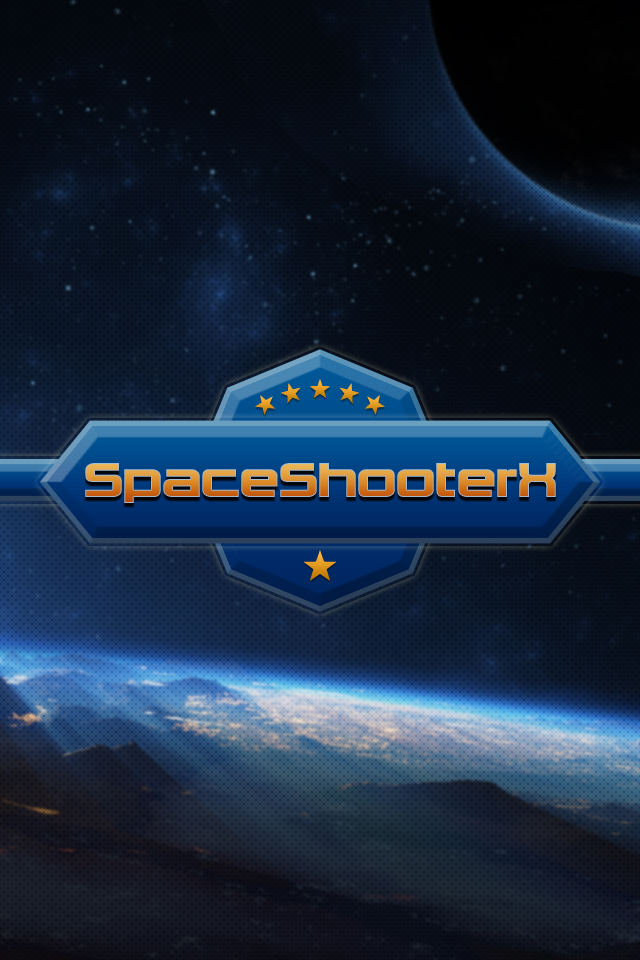 Screenshot SpaceShooterX HD